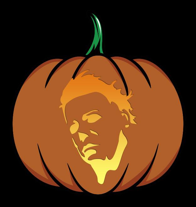Halloween Kills Michael MyersPumpkin