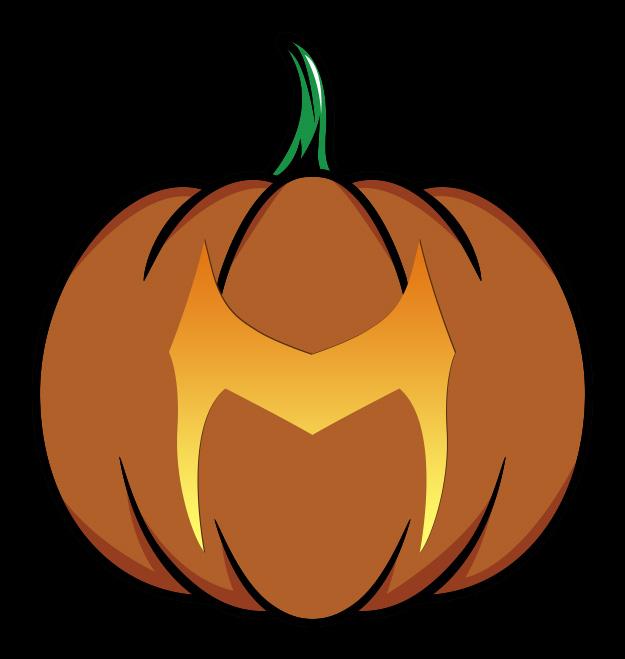 Marvel Scarlet Witch Pumpkin