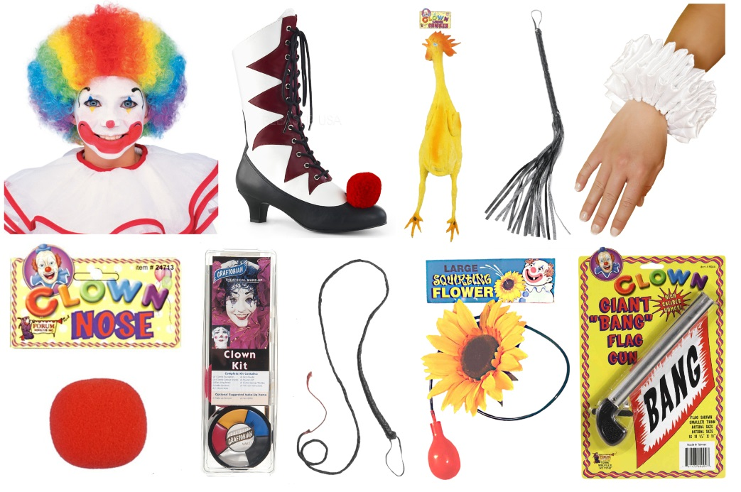 Accessories to Pair With Your Circus Costumes