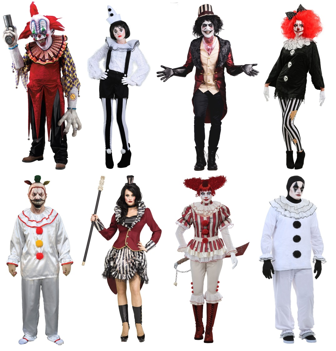 Freak Show Costumes for Those Dark Circus Vibes
