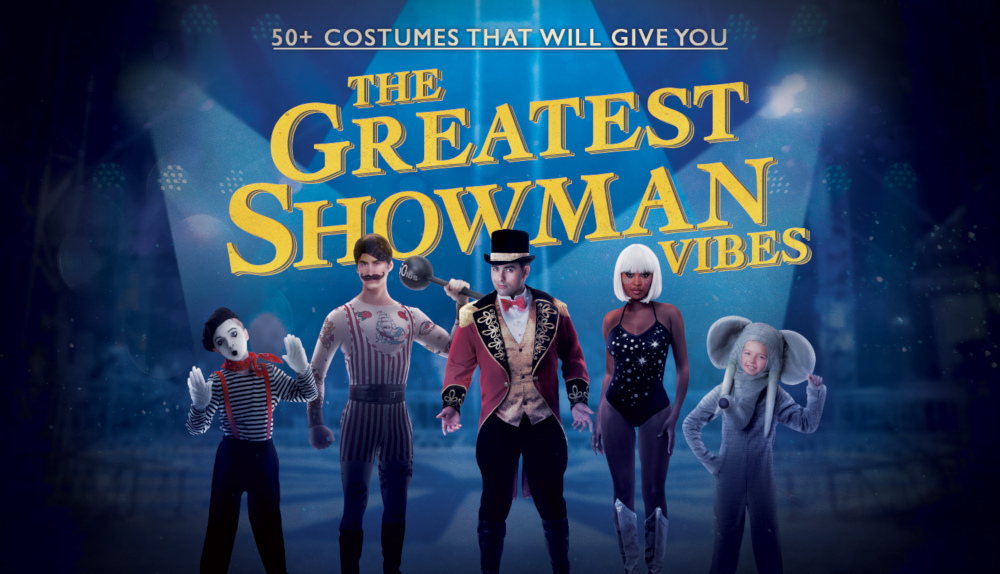 These 50+ Circus Costumes Will Give You All the Greatest Showman Vibes