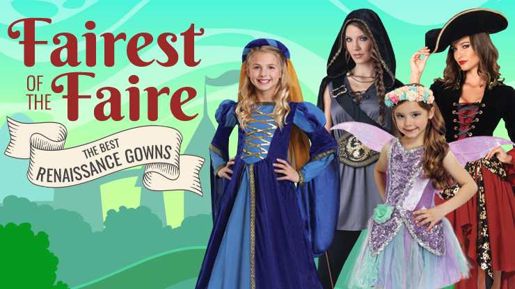 Fairest of the Faire: The Best Renaissance Gowns