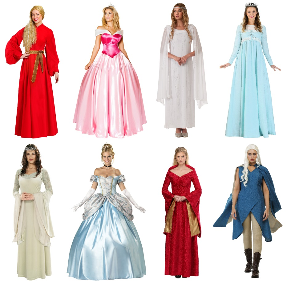 Pop Culture Renaissance Gowns if You Don't Care About Historical Accuracy