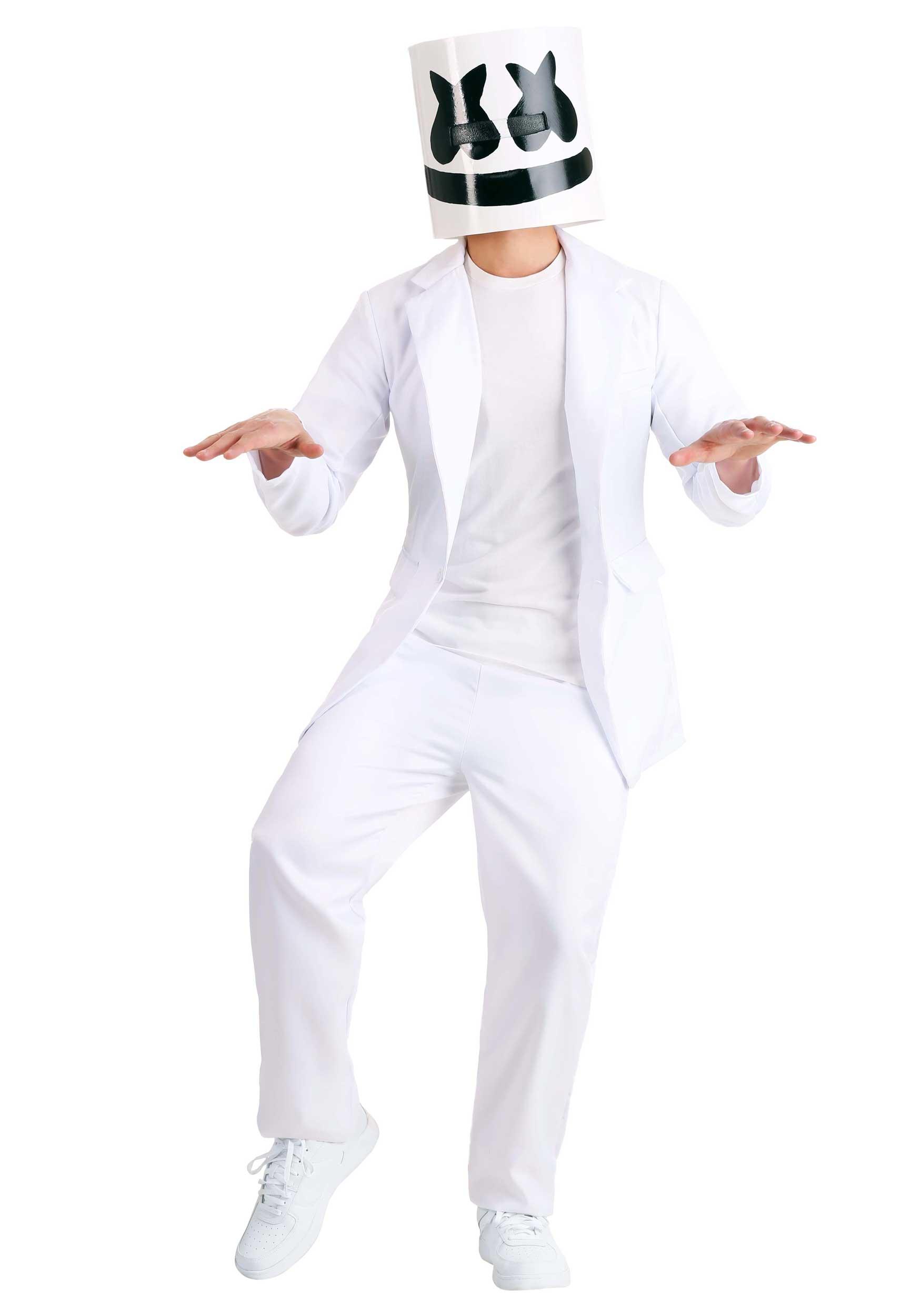 DJ Marshmello Costume