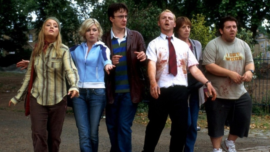 Shaun of the Dead Walkers