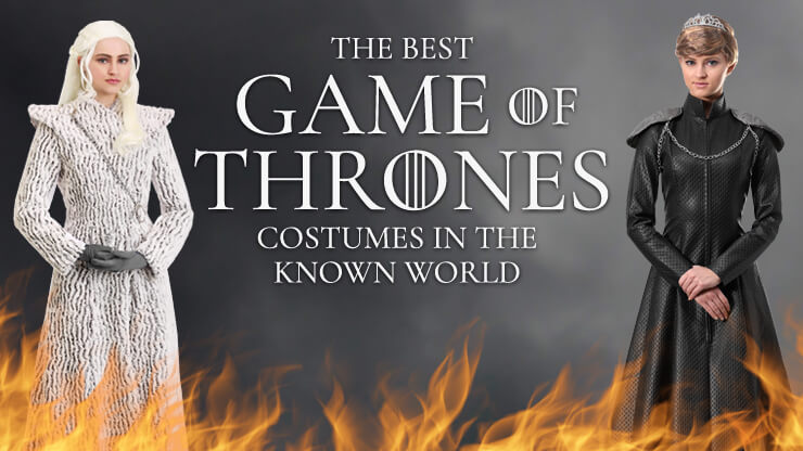 The Best Game of Thrones Costumes in the Known World