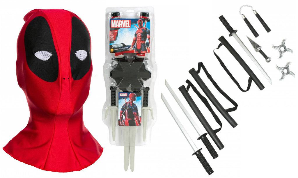 Deadpool Accessories