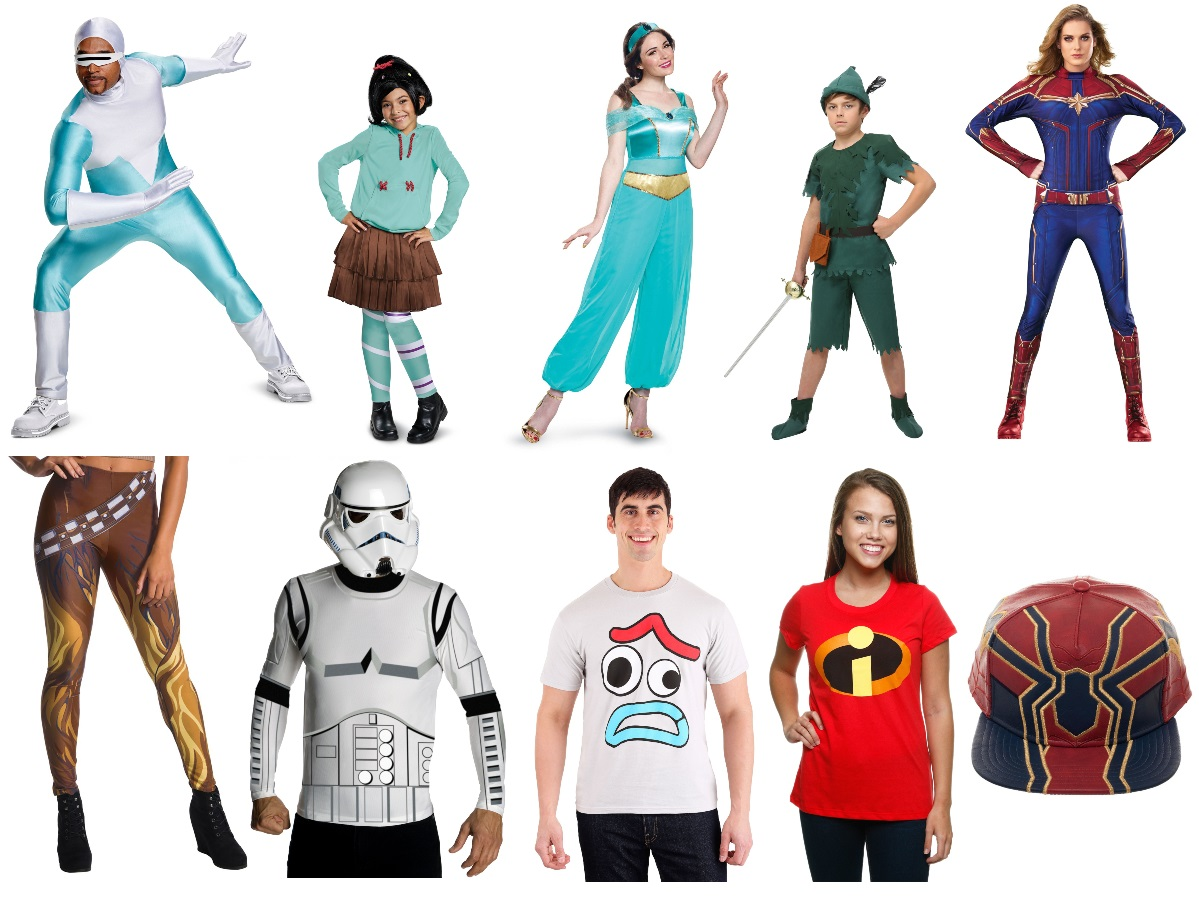 The Best Costume Ideas for RunDisney