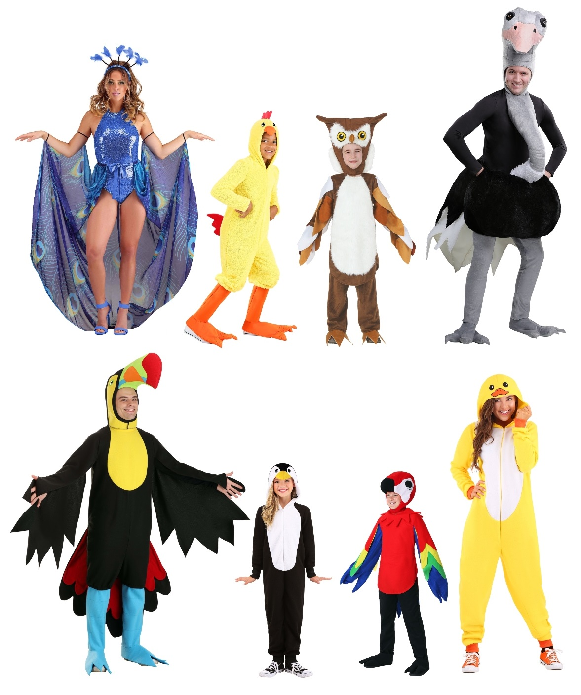 Bird Costumes