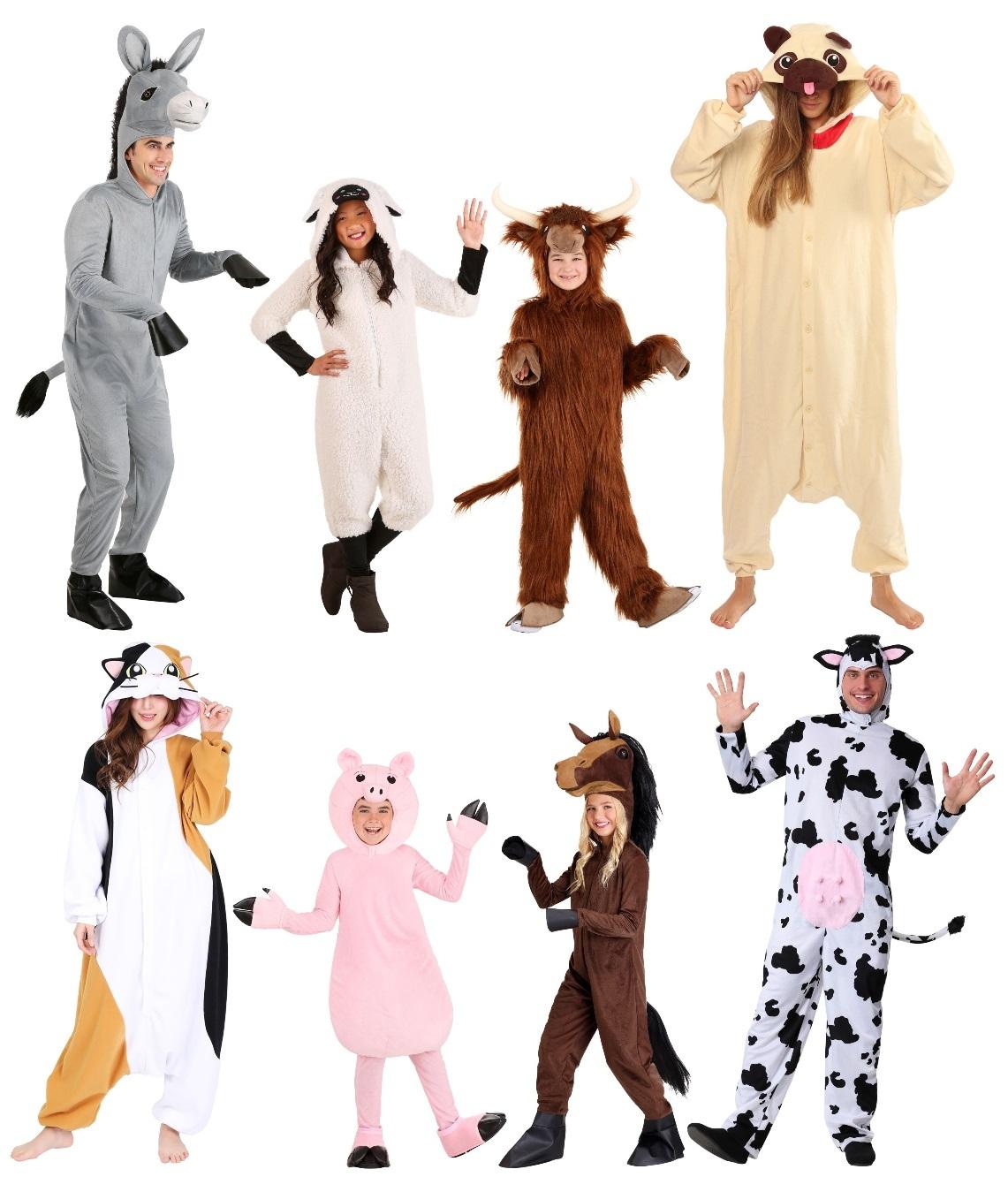 Barn Animal Costumes