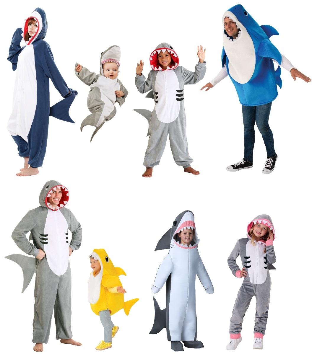 Shark Costumes