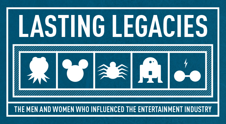 Lasting Legacies: The Men and Women Who Influenced the Entertainment Industry