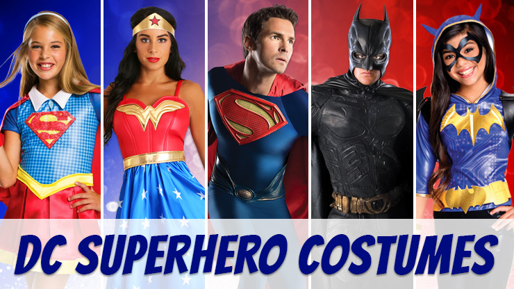 What are the Most Popular DC Superhero Costumes in the World?