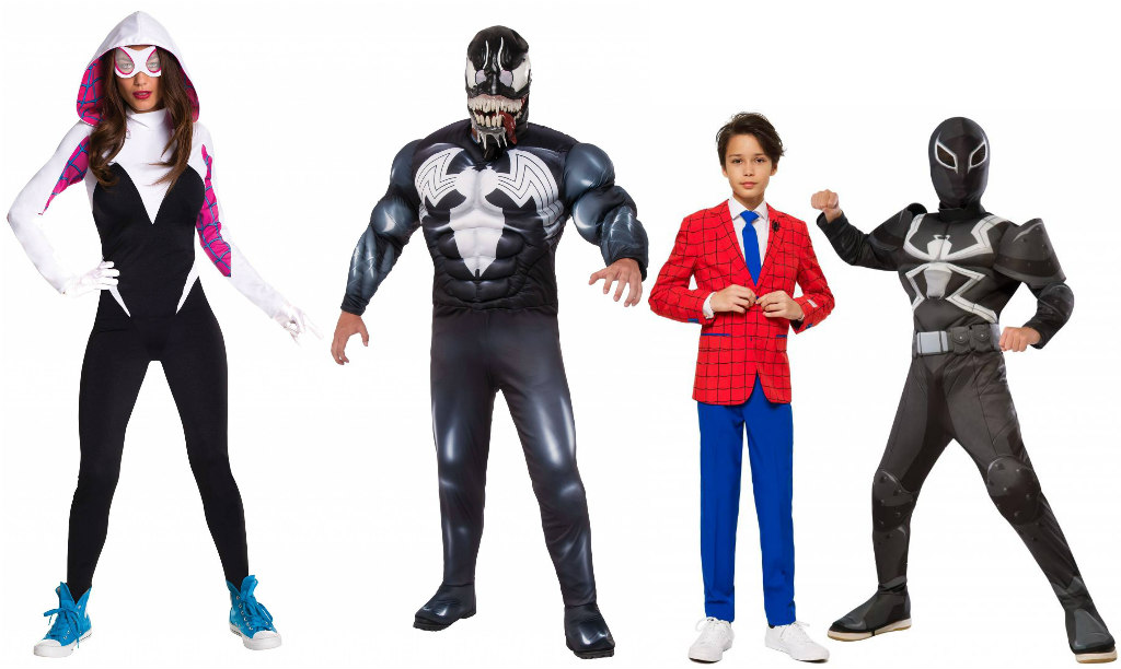 Alternate Spider-Man Costumes