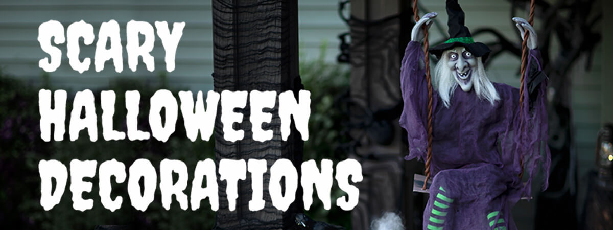 Scary Halloween Decorations That'll Spook Your Neighbors