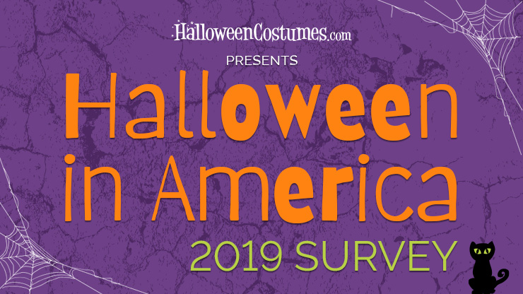 2019 'Halloween in America Survey'