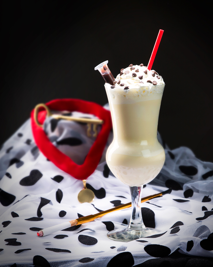 Disney Cocktails/Mocktails Recipes: Cruella De Vil's Tranquilizer