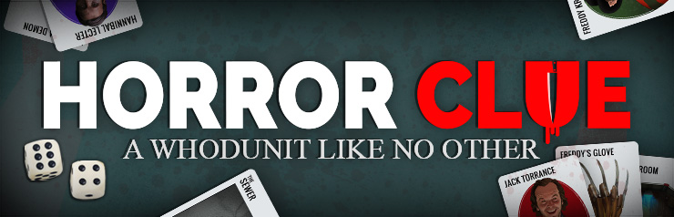 Horror Clue: A Whodunit Like No Other