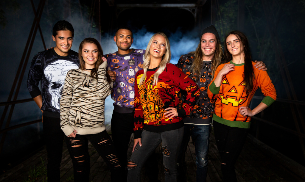 "These ""Ugly Halloween Sweaters"" Aren't Ugly at All!"