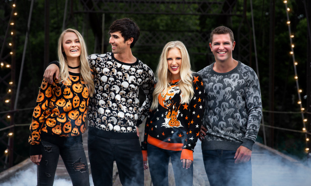 The 2019 Halloween Sweaters Are Here!