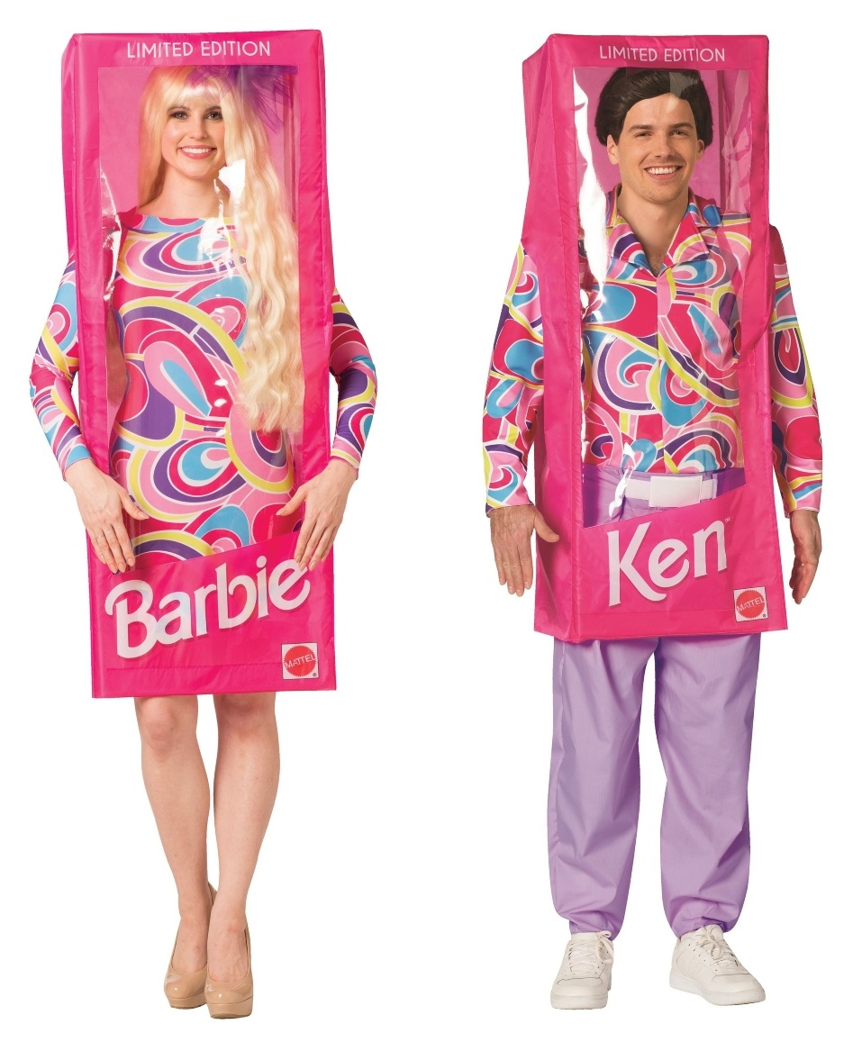 Barbie and Ken Couples Costumes