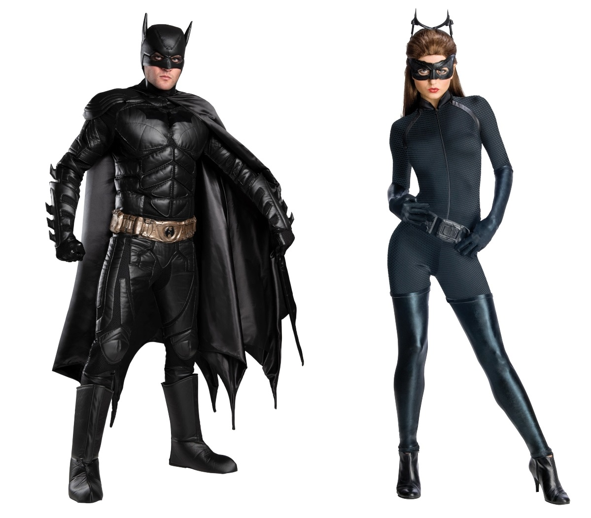 Batman and Catwoman Couples Costumes