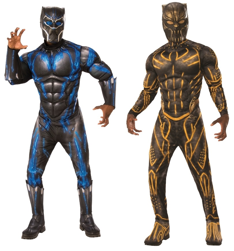 Black Panther Couples Costumes