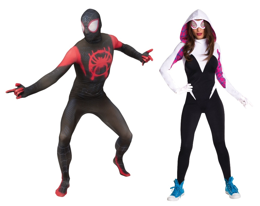 Spider-Man Couples Costumes