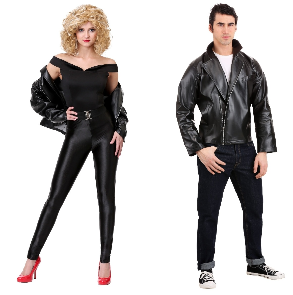 Sandy and Danny Couples Costumes