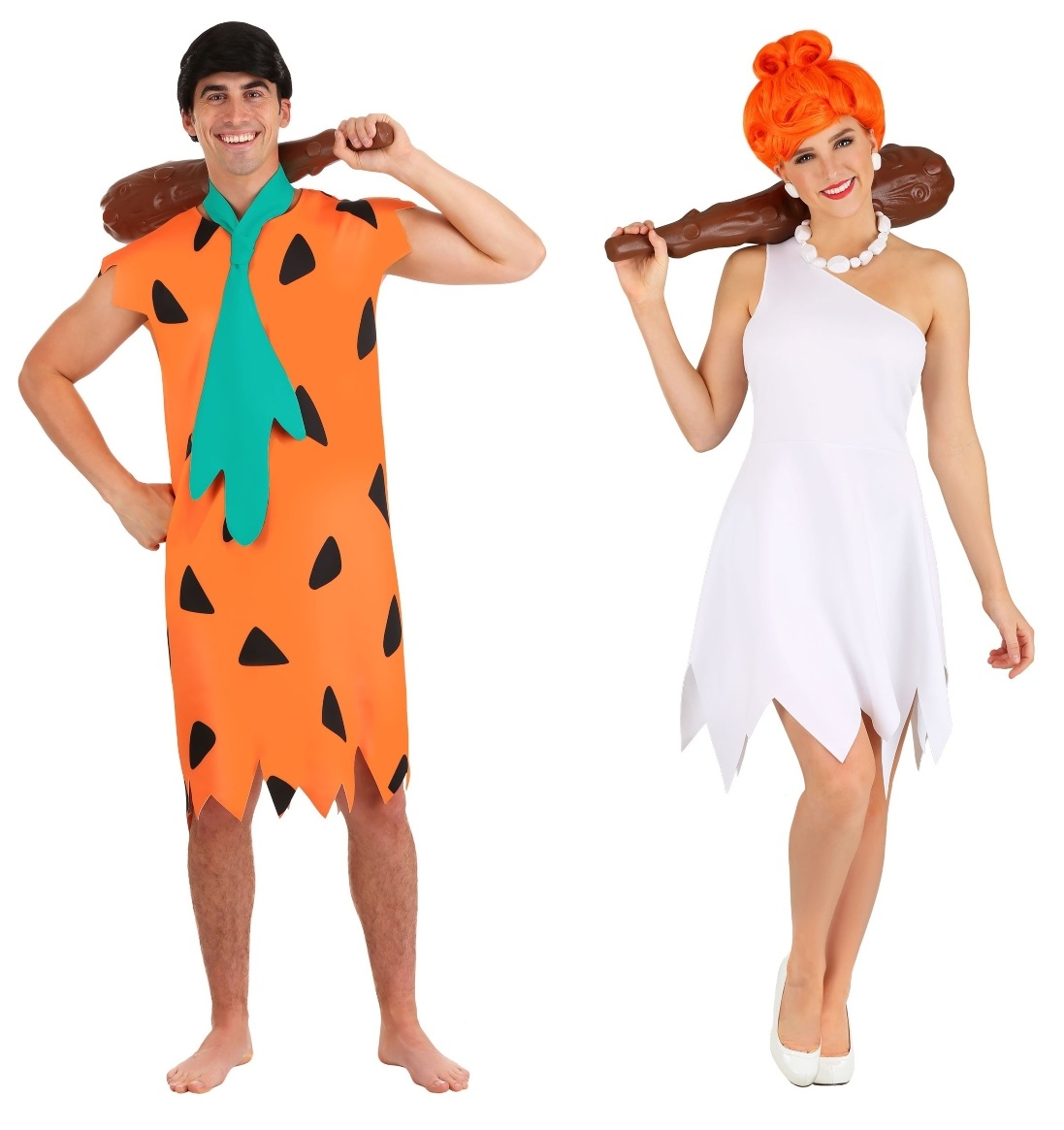 Fred and Wilma Couples Costume