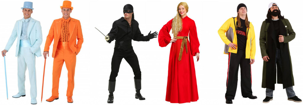 Funny Movie Couple Costumes