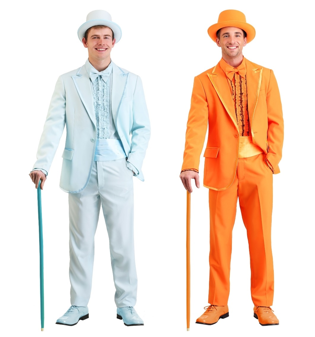 Harry and Lloyd Couples Costumes