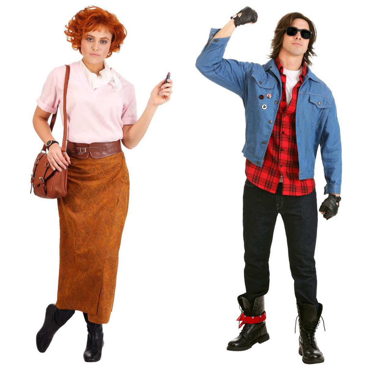 The Breakfast Club Couples Costumes