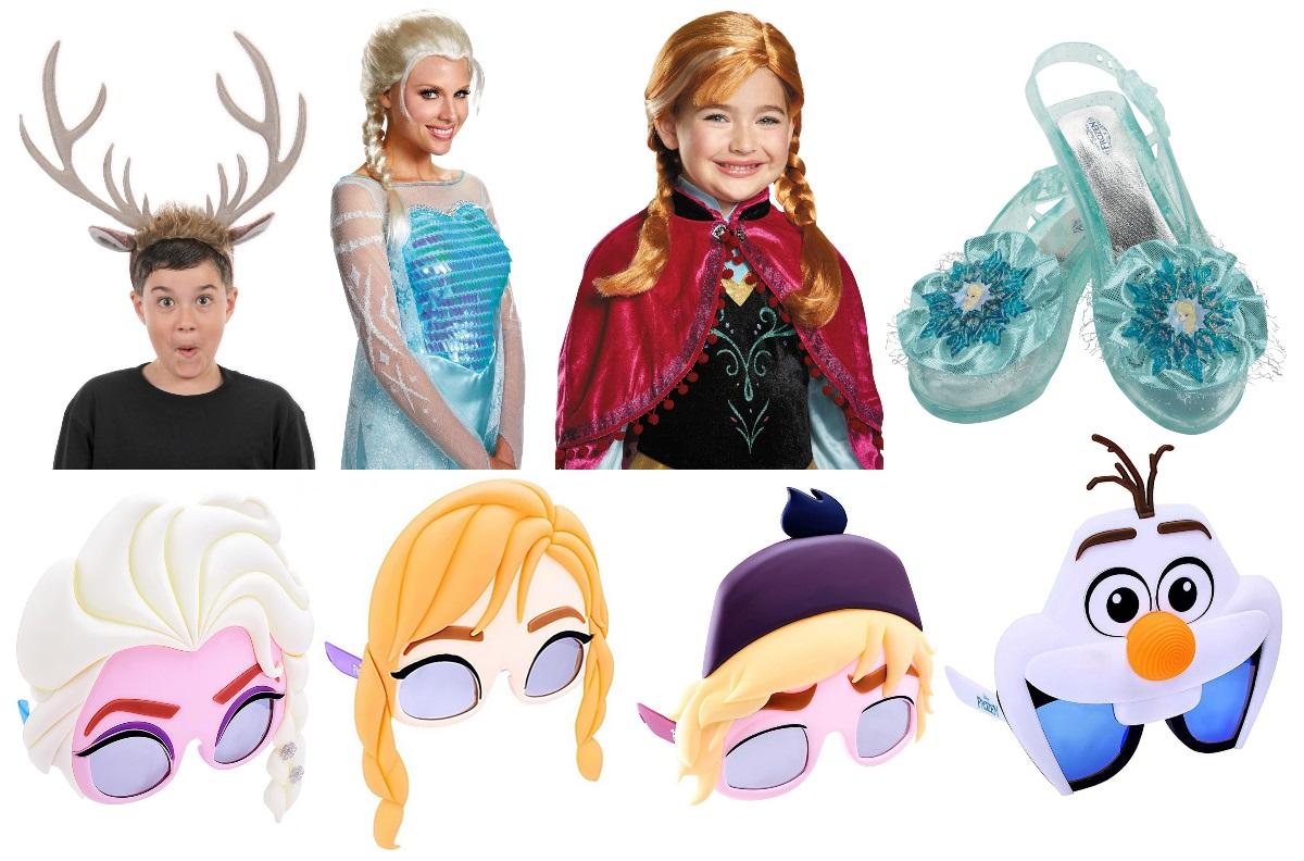 Frozen Costume Accessories