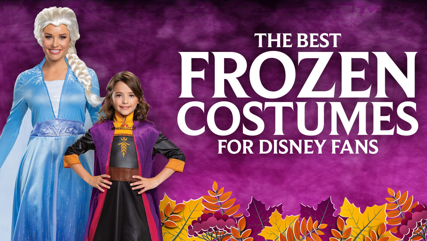 The Best Frozen Costumes for Disney Fans