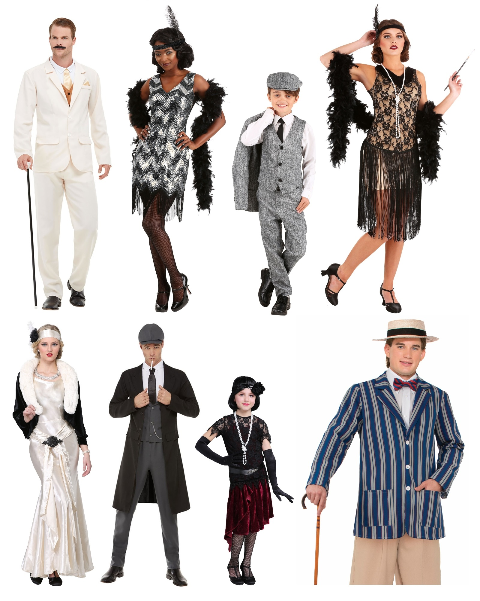 1920s Outfits