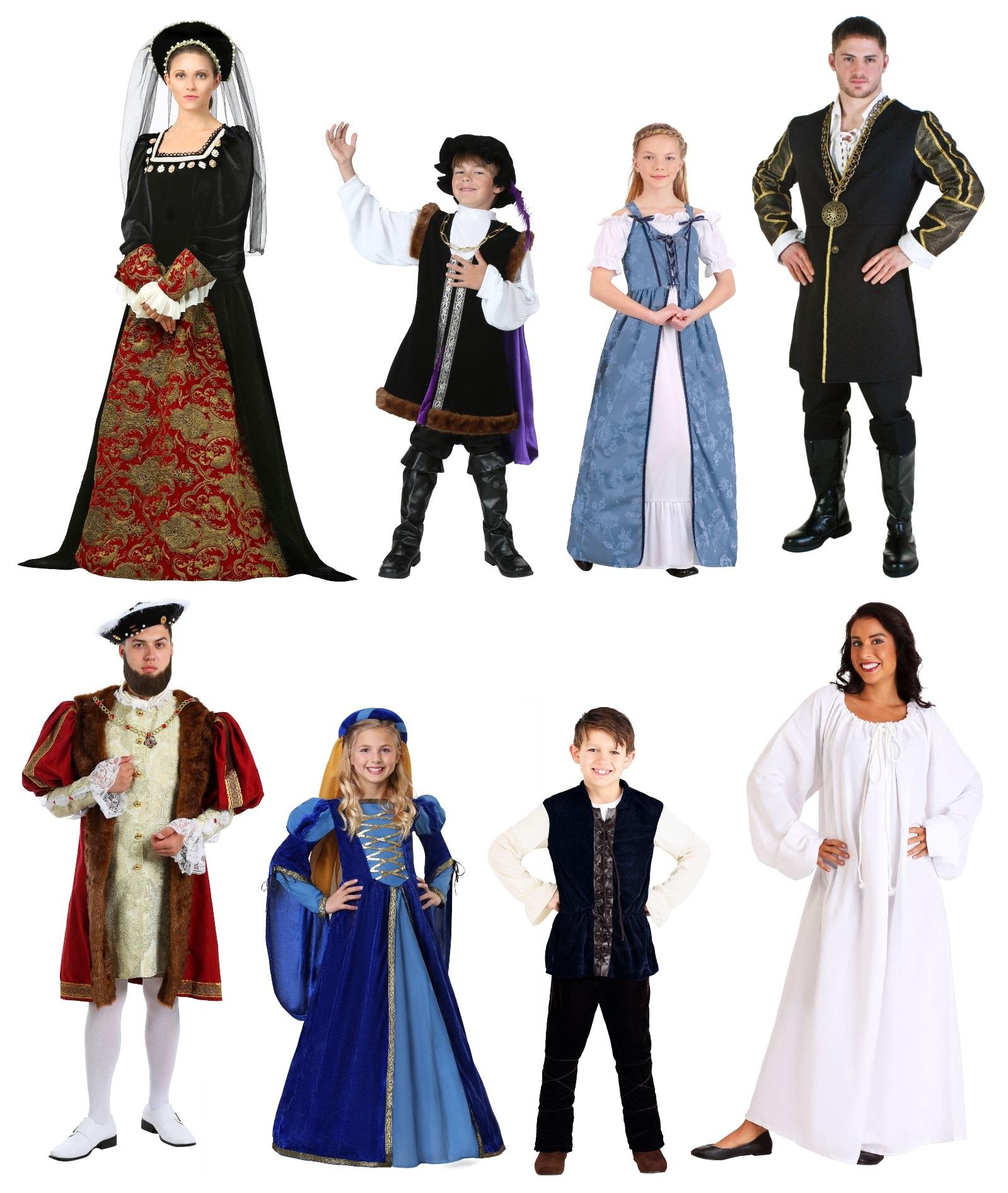 Renaissance Outfits