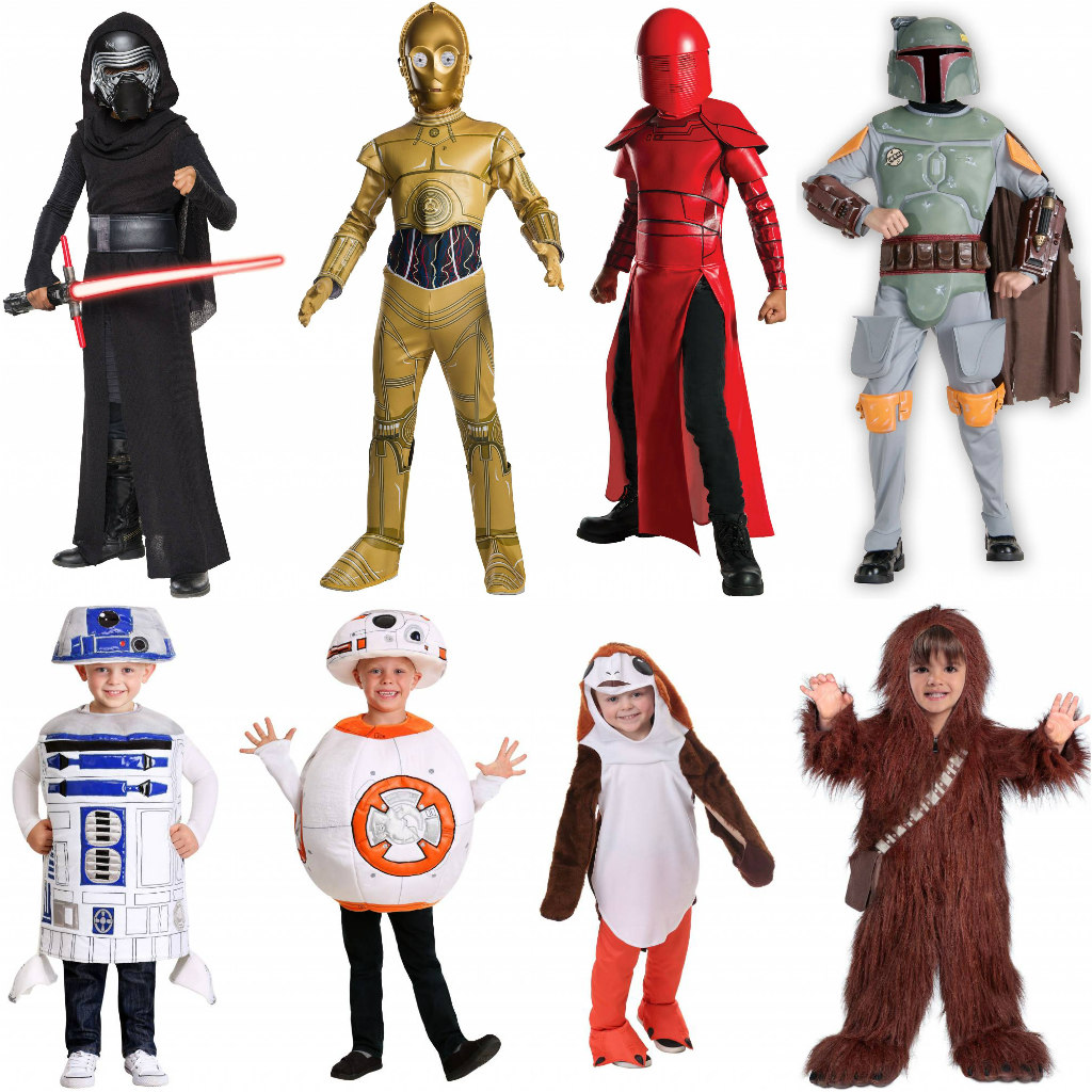 Boys' Star Wars Costumes