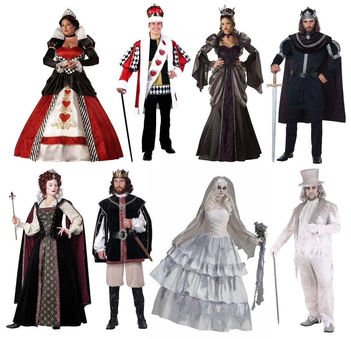 Adult Masquerade Costumes