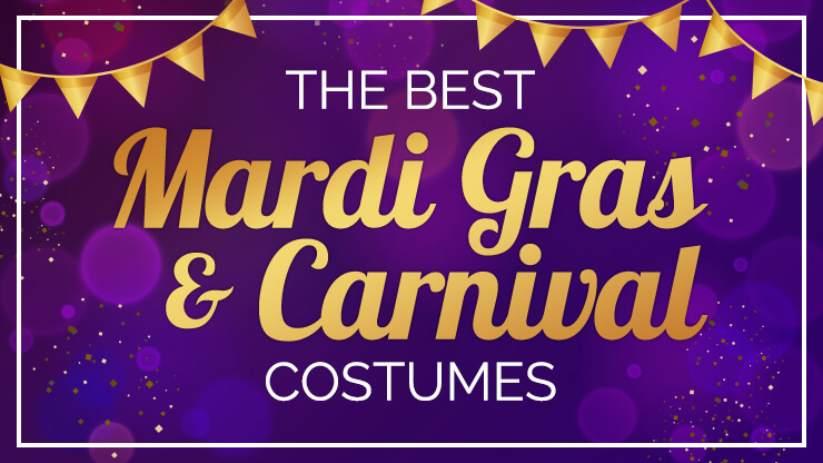 The Best Mardi Gras and Carnival Costumes for Your Celebration