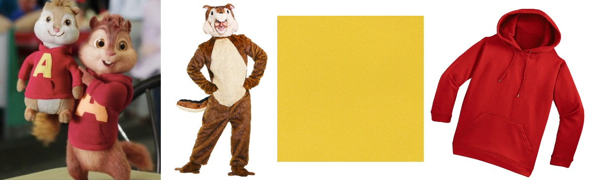 Diy Alvin And The Chipmunks Costumes Halloweencostumes Com Blog