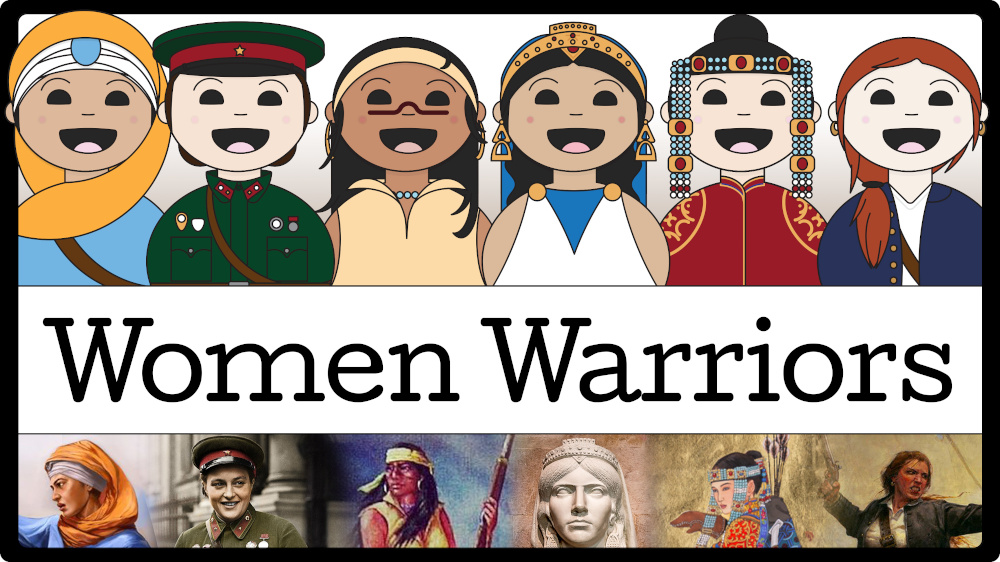 16 Women Warriors Who Changed the Course of History