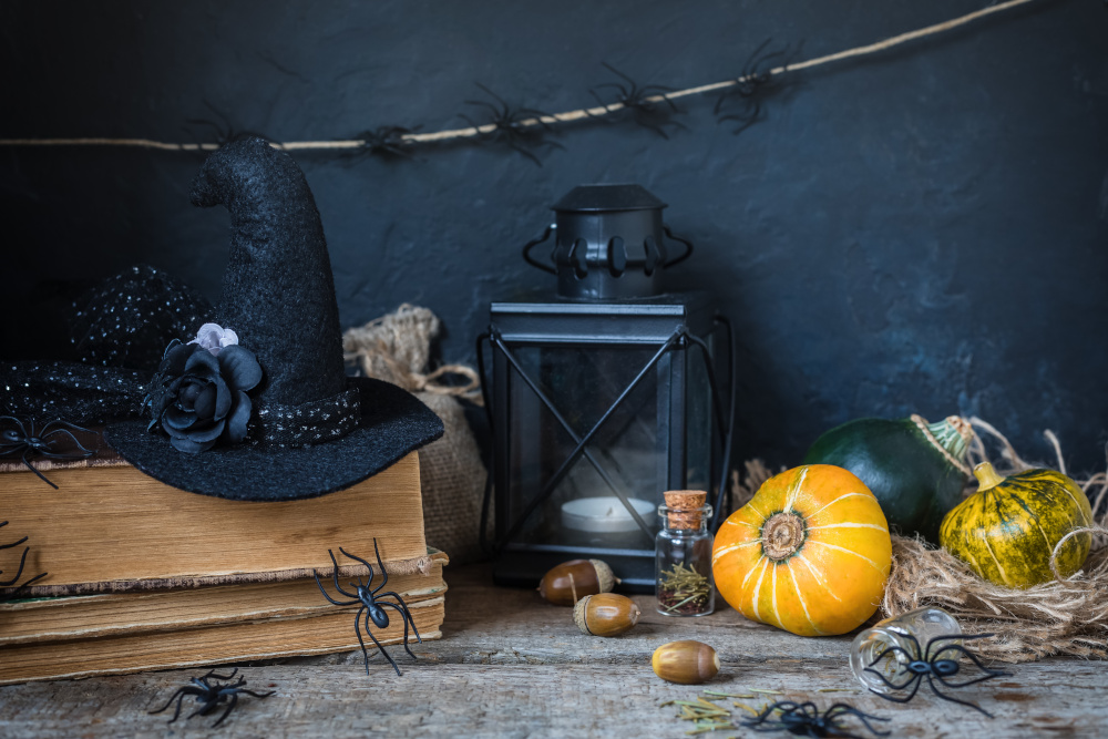 DIY Halloween Table Decoration Ideas