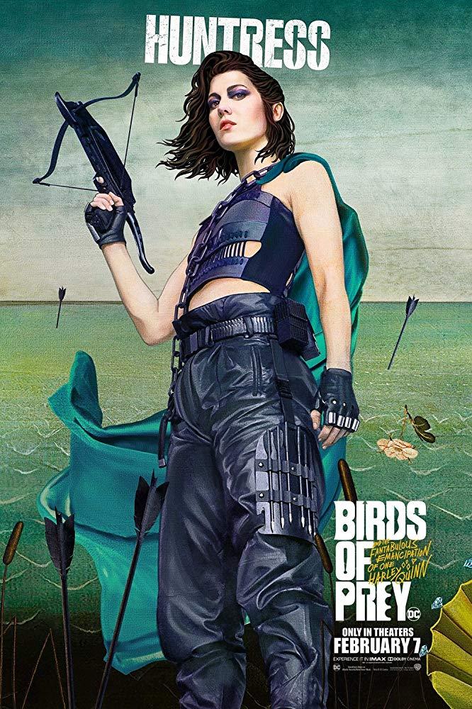 Birds Of Prey Inspired Huntress Costume Diy Halloweencostumes Com Blog