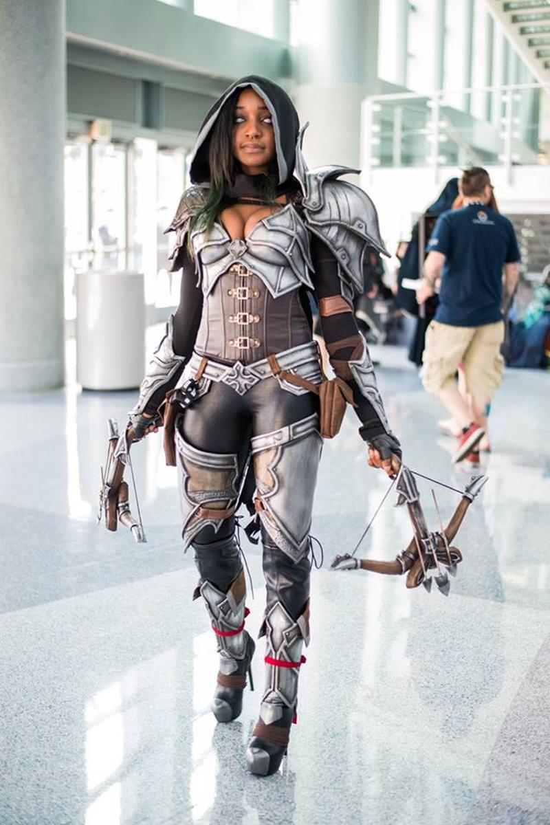 Diablo III Costume DIY