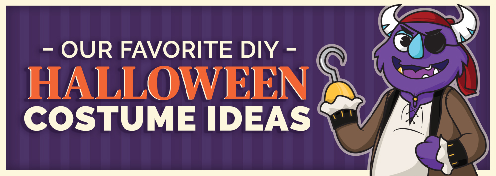 Our Favorite DIY Halloween Costume Ideas