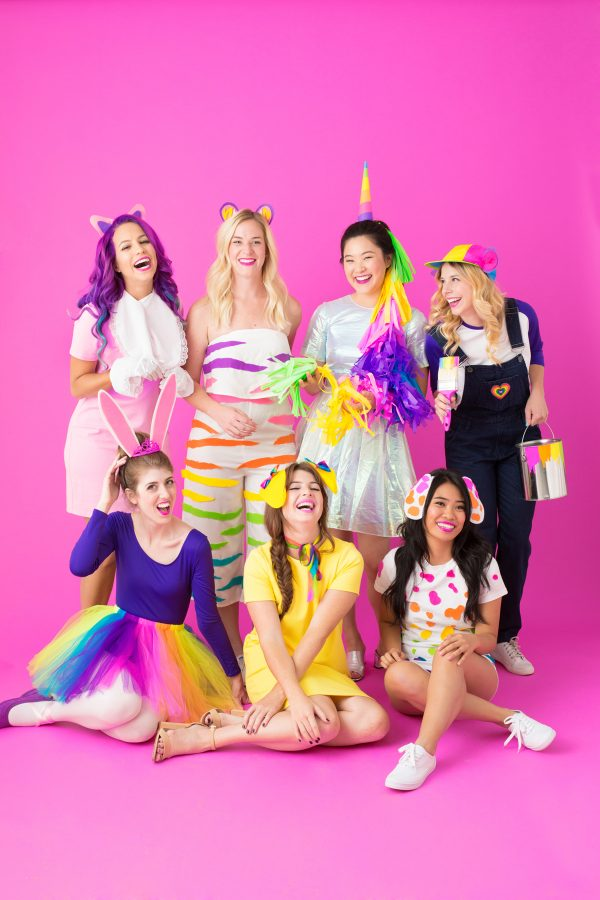 Lisa Frank Halloween Costumes DIY