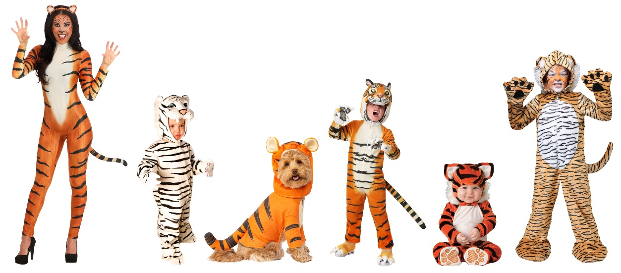 Tiger Costumes to Pair With Your DIY Tiger King Costume