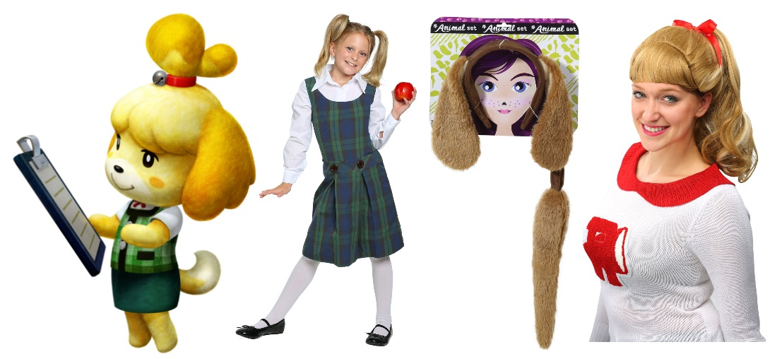 Isabelle Cosplay Ideas