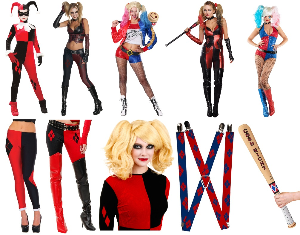 Other Harley Quinn Costume Ideas